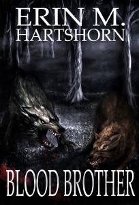 Cover for Blood Brother