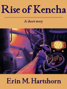 cover art for Rise of Kencha