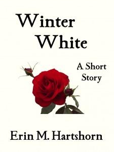 cover for Winter White short story