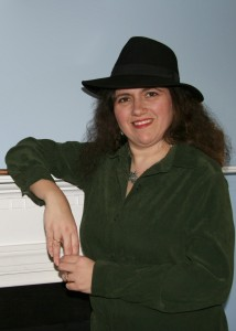 Karina Fabian author photo