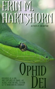 "Cover for ""Ophid Dei"""