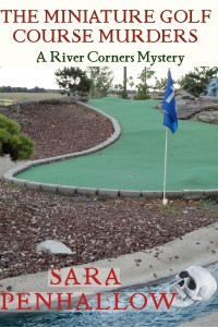 book cover of Miniature Golf Course Murders