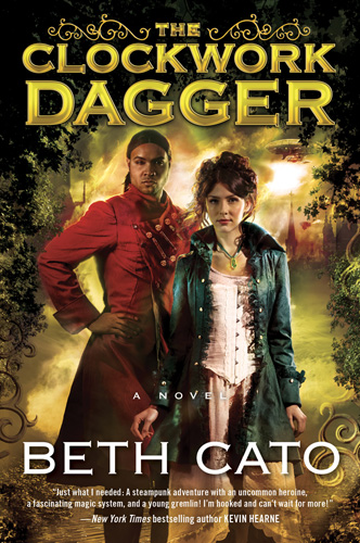 Clockwork Dagger cover