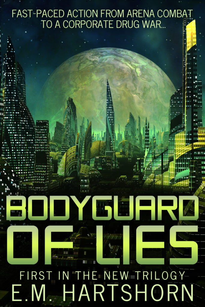 Bodyguard of Lies cover
