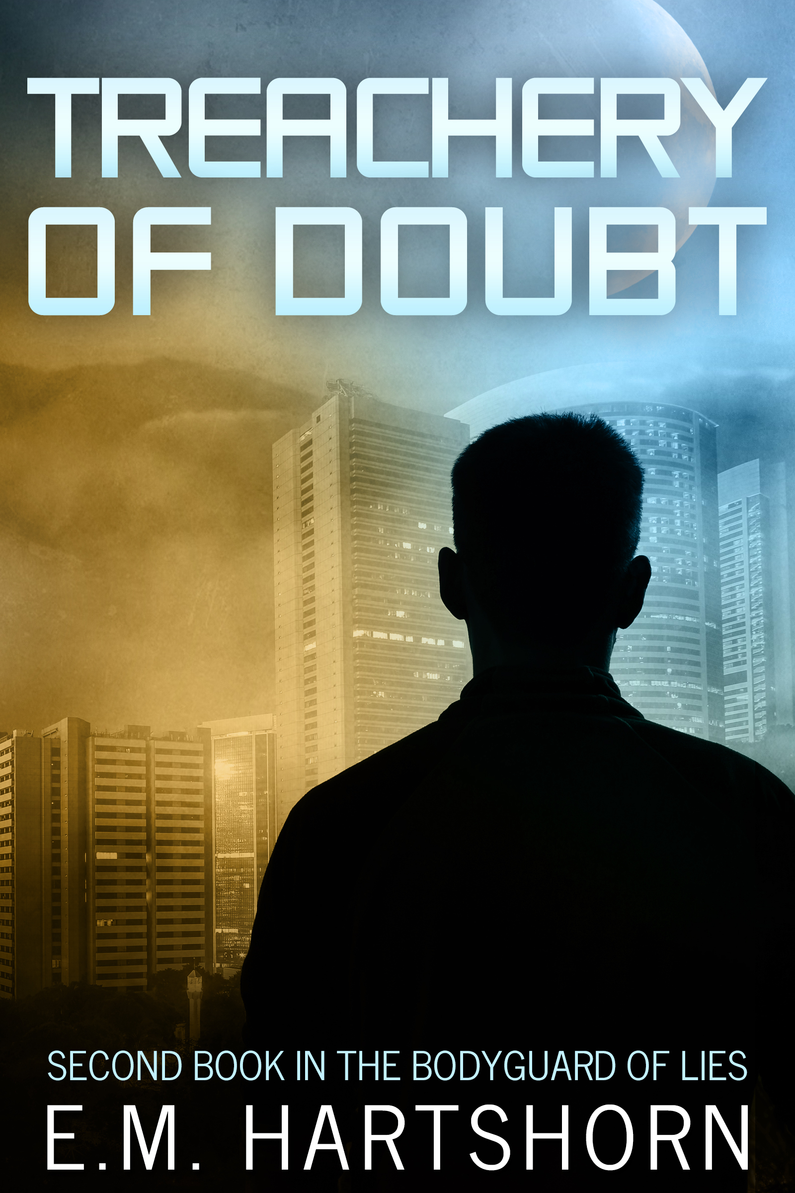 book cover of Treachery of Doubt