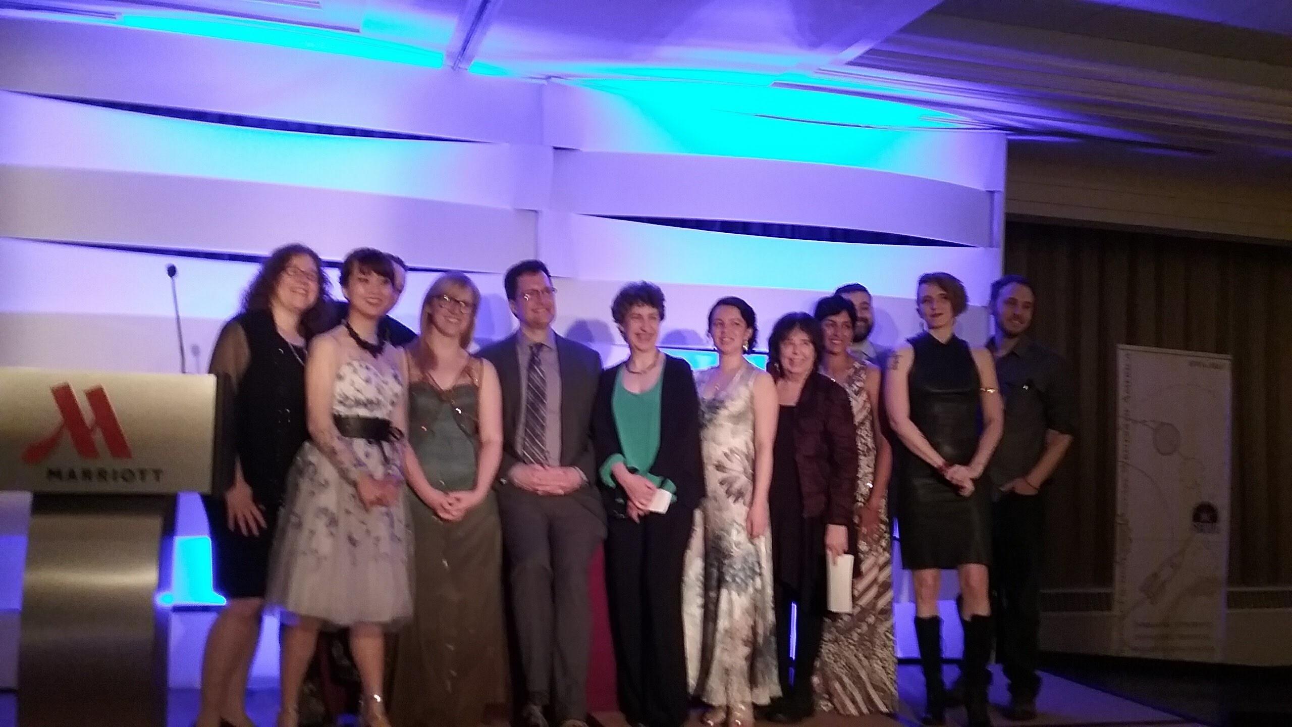 alternate universe. ebula Award winners