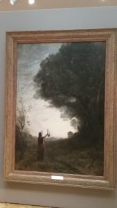 painting of Orpheus