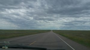 storm across Nebraska