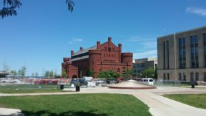 University of Wisconsin Armory and Gymnasium, also called the Red Gym