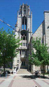 Presbyterian church at University of Wisconsin