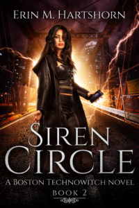 cover of Siren Circle